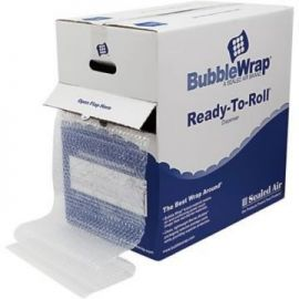 Bubble Wrap® Dispenser Pack - 3/16 x 12 x 125