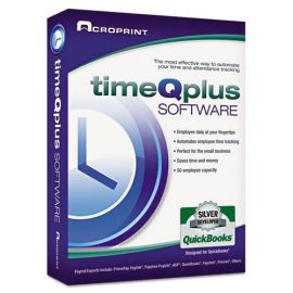 Acroprint® timeQplus Network Software