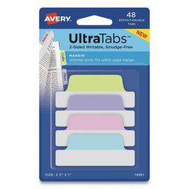 Avery® Ultra Tabs® Repositionable Tabs
