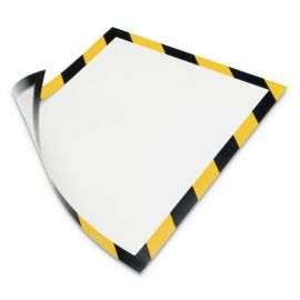 Durable® DURAFRAME® Security Magnetic Sign Holder