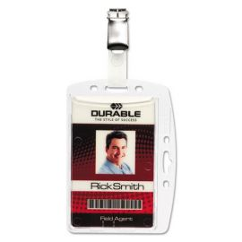 Durable® ID/Security Card Holder Sets