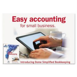 Dome® Simplified Bookkeeping Software