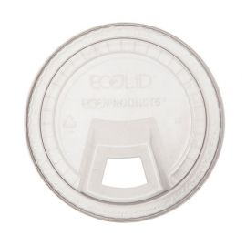 Eco-Products® GreenStripe Cold Cup Sip Lid