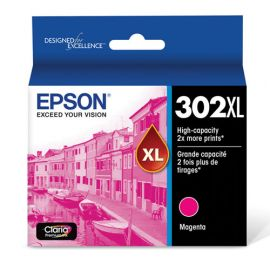Epson® T302XL High Capacity Ink Cartridges