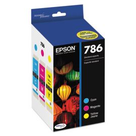 Epson® T786120-T786520 Ink