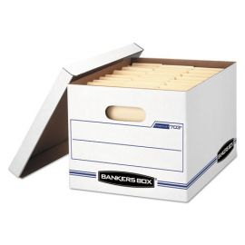 Bankers Box® STOR/FILE™ Basic-Duty Storage Boxes