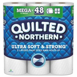 Quilted Northern® Ultra Soft & Strong® Bathroom Tissue