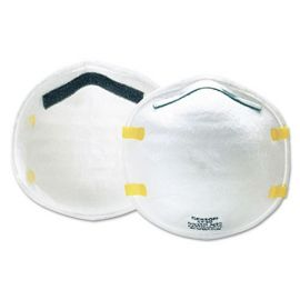Gerson® Cup-Style Particulate Respirator, N95