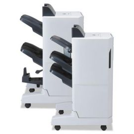 HP Booklet Maker/Finisher with 2/3 Hole Punch for Color LaserJet M880, M855 Series