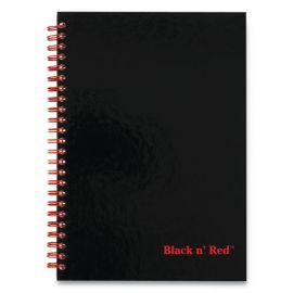 Black n' Red™ Hardcover Twinwire Notebooks