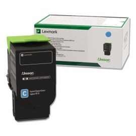 Lexmark™ 78C1UK0, 78C1UC0, 78C1UM0, 78C1UY0 Return Program Toner Cartridge