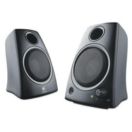 Logitech® Z130 Compact 2.0 Stereo Speakers