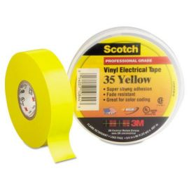 3M™ Scotch® 35 Vinyl Electrical Color Coding Tape