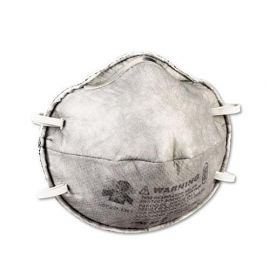 3M™ N95 Particulate Respirator 8247 With Nuisance-Level Organic Vapor Relief
