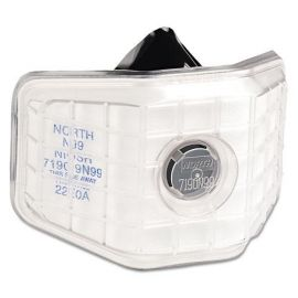 North Safety® 7190 Series Welder's Reusable Particulate Respirator 7190N99