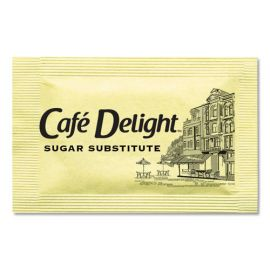 Cafe Delight Yellow Sweetener Packets