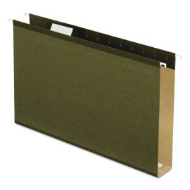Pendaflex® Extra Capacity Reinforced Hanging File Folders with Box Bottom
