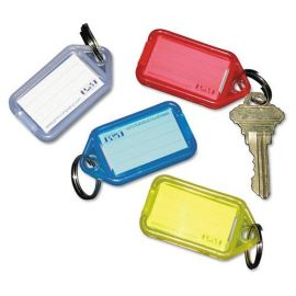 SecurIT® Extra Color-Coded Key Tags