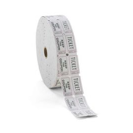 PM Company® Double Ticket Roll