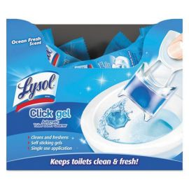 LYSOL® Brand Click Gel™ Automatic Toilet Bowl Cleaner