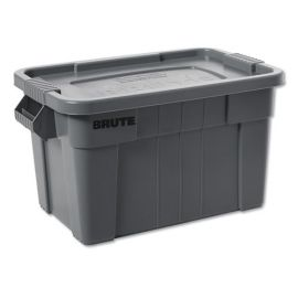 Rubbermaid® Commercial BRUTE® Tote with Lid