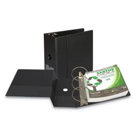 Samsill® Earth's Choice™ Biobased Round Ring Reference Binder