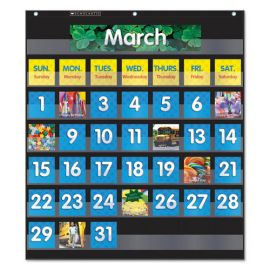 Scholastic Monthly Calendar Pocket Chart