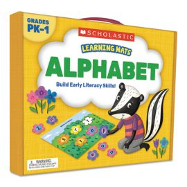Scholastic Learning Mats Kit