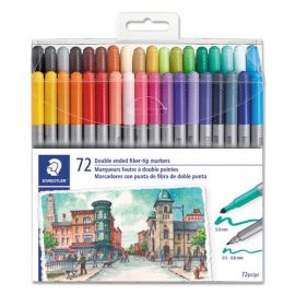 Staedtler® Double Ended Markers
