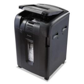 Swingline® Stack-and-Shred™ 600XL Auto Feed Super Cross-Cut Shredder Value Pack