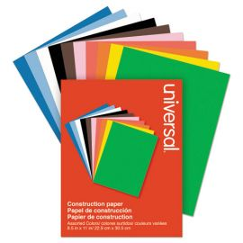 Universal® Construction Paper