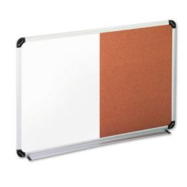 Universal® Combination Dry Erase & Bulletin Board