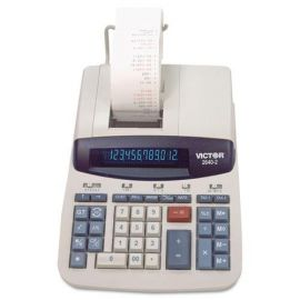 Victor® 2640-2 Two-Color Printing Calculator