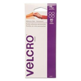 Velcro® Adhesive-Backed Hook & Loop Dots