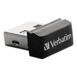 Verbatim® Store 'n' Stay Nano USB Flash Drive