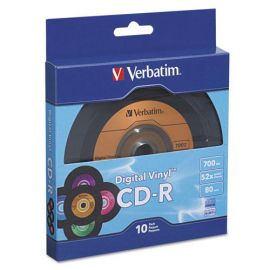 Verbatim® CD-R Digital Vinyl Recordable Disc
