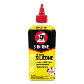 WD-40® 3-IN-ONE® Professional Silicone Lubricant