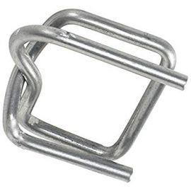 Wire Poly Strapping Buckles - 1/2 in