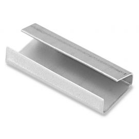 1/2in Open/Snap On Metal Poly Strapping Seals