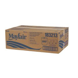 MAYFAIR® Natural Hard Wound Roll Towel 800'