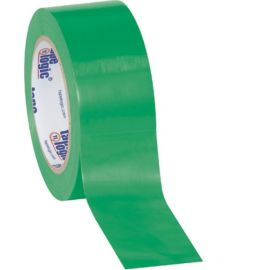 Tape Logic® Solid Vinyl Safety Tape - Green