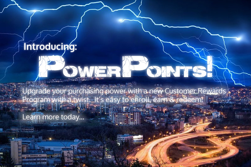 PowerPoints! Are Here!